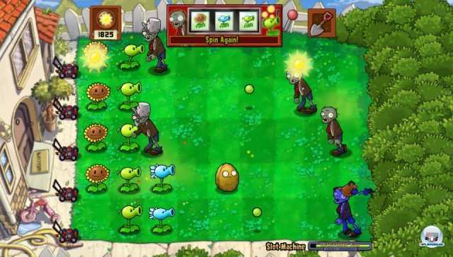 Screenshot - Plants vs. Zombies (PS_Vita) 2314697