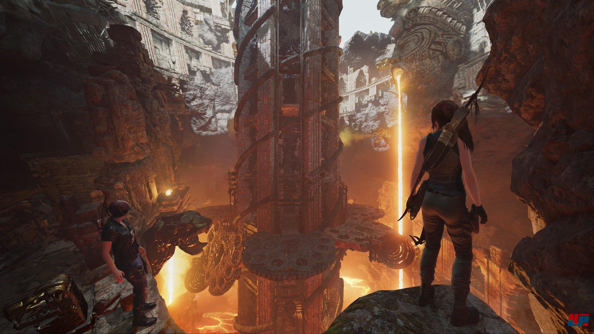 Shadow Of The Tomb Raider Die Erste Der Sieben Download