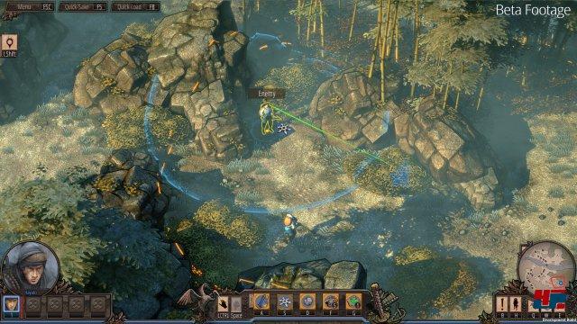 Screenshot - Shadow Tactics: Blades of the Shogun (Linux)