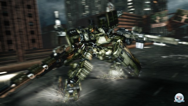 Screenshot - Armored Core V (PlayStation3) 2221897