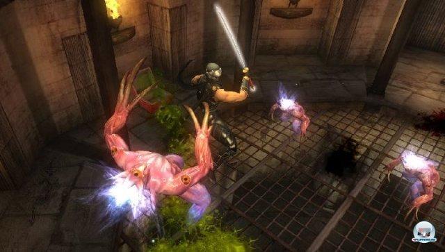 Screenshot - Ninja Gaiden: Sigma (PS_Vita) 2266747