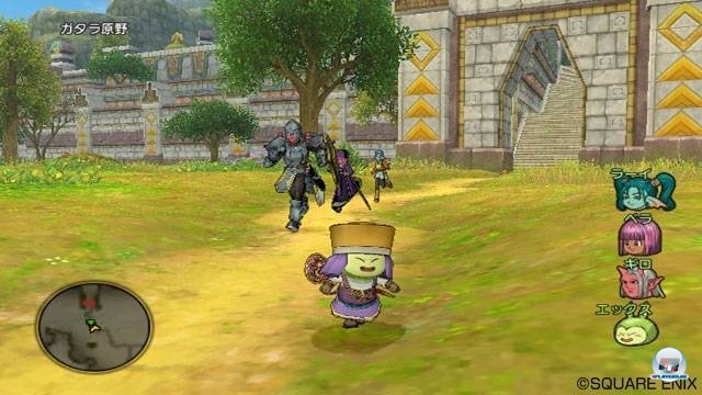 Screenshot - Dragon Quest X Online (Wii) 2282112