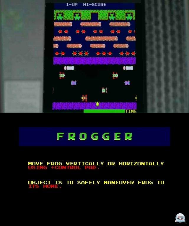 Screenshot - Frogger 3D (3DS) 2268992