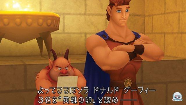 Screenshot - Kingdom Hearts 1.5 HD Remix  (PlayStation3) 92433002