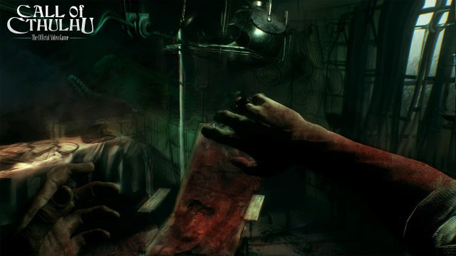Screenshot - Call of Cthulhu - The Official Video Game (PC) 92537645