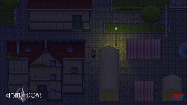 Screenshot - Elysian Shadows (Android)