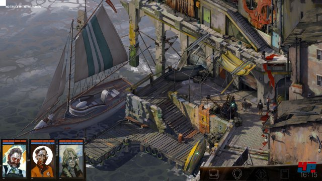 Screenshot - Disco Elysium (PC)