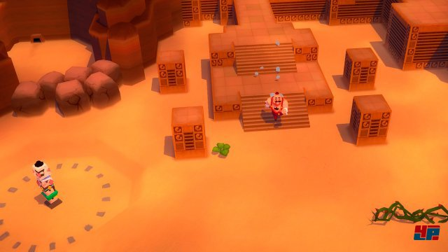 Screenshot - World to the West (Linux)