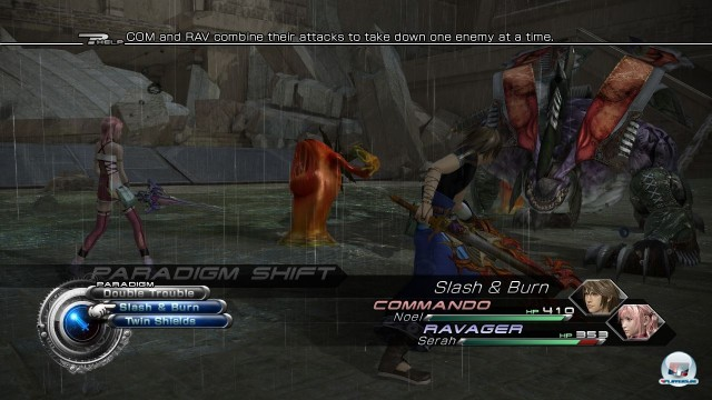 Screenshot - Final Fantasy XIII-2 (PlayStation3) 2239529