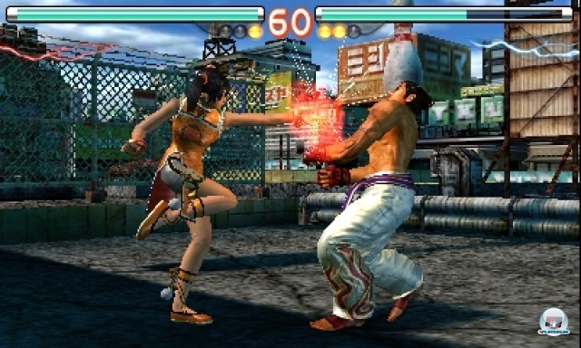 Screenshot - Tekken 3D Prime Edition (3DS) 2250712