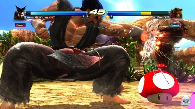 Screenshot - Tekken Tag Tournament 2 (Wii_U) 92400467