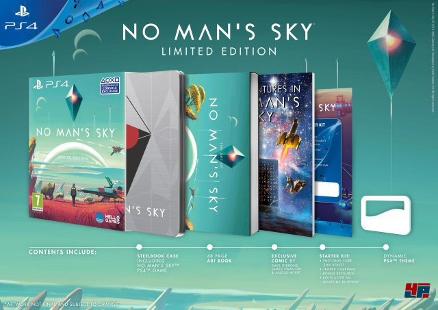 Screenshot - No Man's Sky (PlayStation4) 92521534
