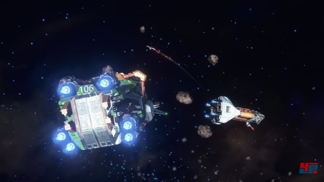 Screenshot - Rebel Galaxy Outlaw (PC) 92573141