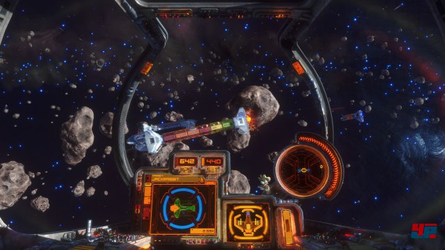 Screenshot - Rebel Galaxy Outlaw (PC) 92573159