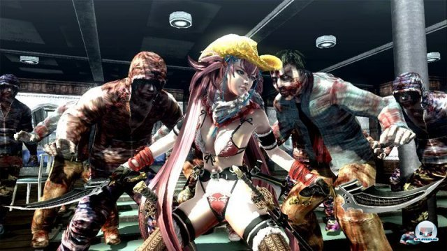 Screenshot - Onechanbara Z: Kagura (360) 2260382
