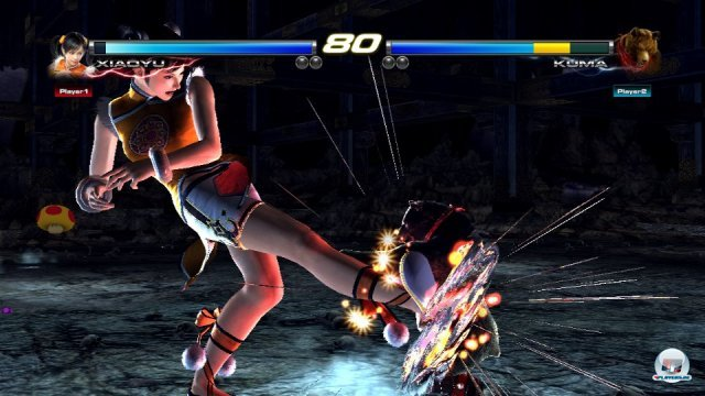 Screenshot - Tekken Tag Tournament 2 (Wii_U) 92400462