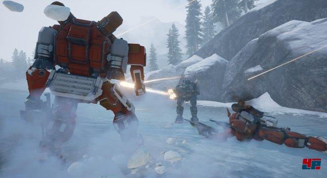Screenshot - Heavy Gear Assault (PC) 92538097