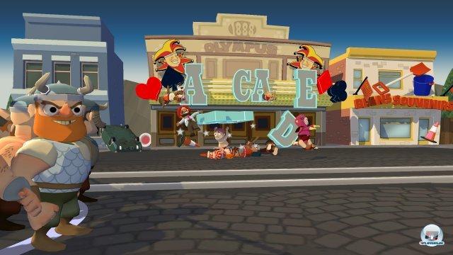 Screenshot - When Vikings Attack! (PlayStation3) 2393617