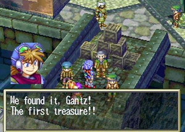Grandia (Saturn 1997)<br><br>Im Jahre 1997 überraschte Game Arts Saturn-Besitzer mit dem später auch für die PlayStation umgesetzten und über Ubisoft in Europa erschienenen Grandia, das mit hübschen Anime-Charakteren und einem Grafik-Mix aus 2D und 3D auf sich aufmerksam machte. Im Mittelpunkt stand allerdings das neuartige Kampfsystem, das nicht nur Zufallsbegegnungen eine Absage erteilte, sondern auch dynamische Zugfolgen bot, die im Dreamcast-Nachfolger von 2000 noch weiter verfeinert und später von der Konkurrenz in verschiedenen Abwandlungen kopiert wurde. 1720279