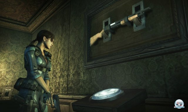 Screenshot - Resident Evil: Revelations (3DS) 2298627