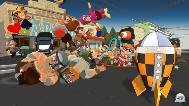 Screenshot - When Vikings Attack! (PlayStation3) 2393622