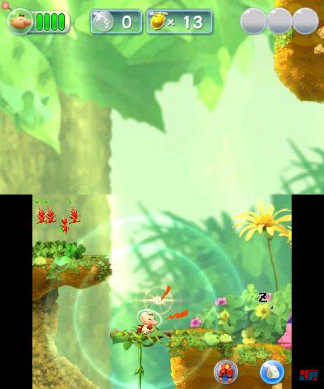 Screenshot - Hey! Pikmin (3DS) 92550152