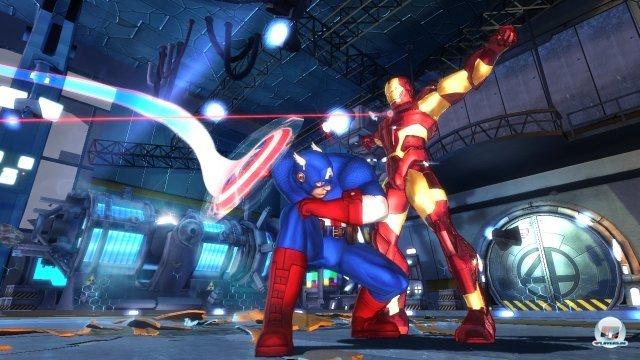 Screenshot - Marvel Avengers: Kampf um die Erde (Wii_U) 92401077
