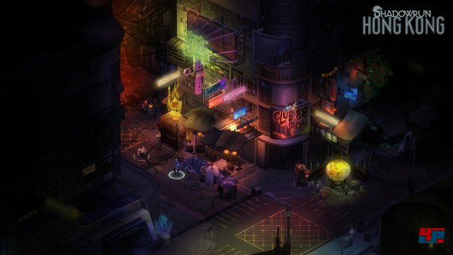 Screenshot - Shadowrun: Hong Kong (PC)