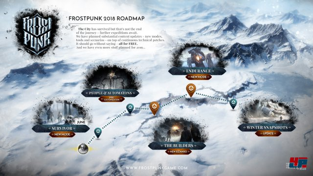 Screenshot - Frostpunk (PC)