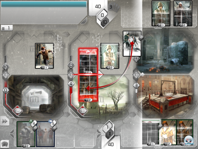 Screenshot - Assassin's Creed Recollection (iPad) 2328552