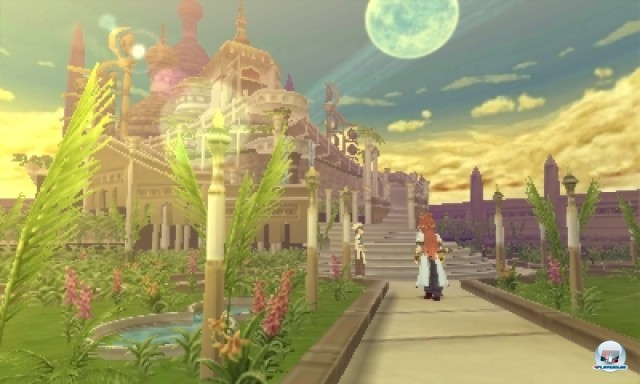 Screenshot - Tales of the Abyss (3DS) 2250432