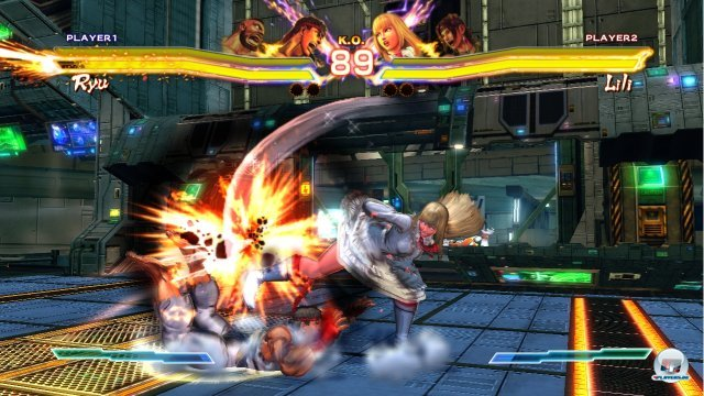 Screenshot - Street Fighter X Tekken (360) 2262757