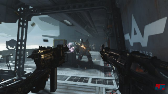 Screenshot - Wolfenstein 2: The New Colossus (Switch)
