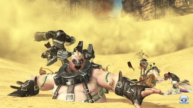 Screenshot - Anarchy Reigns (360) 92435527