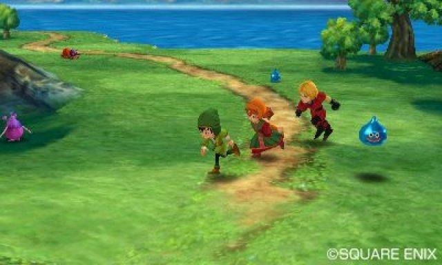 Screenshot - Dragon Quest VII (3DS) 92423022