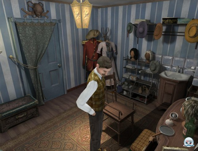 Screenshot - Sherlock Holmes: Das Geheimnis des silbernen Ohrrings (Wii) 2297022
