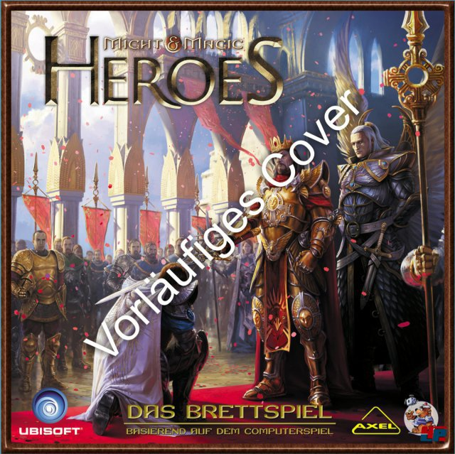 Screenshot - Might & Magic Heroes - Das Brettspiel (Spielkultur) 92483636