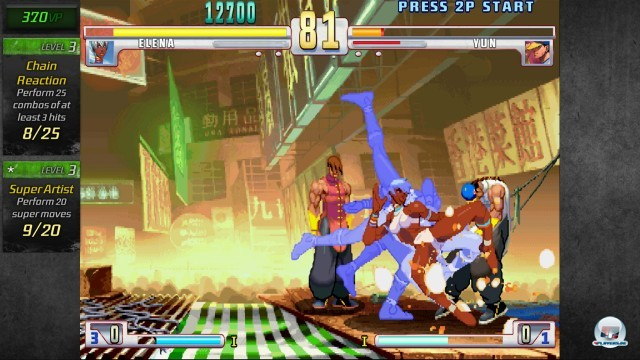 Screenshot - Street Fighter III: 3rd Strike (360)