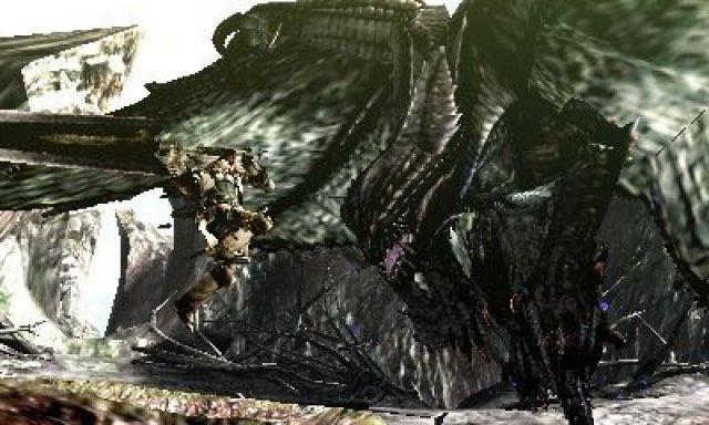 Screenshot - Monster Hunter 4 (3DS) 92420032