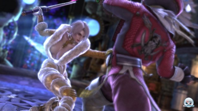 Screenshot - Soul Calibur V (360) 2293527