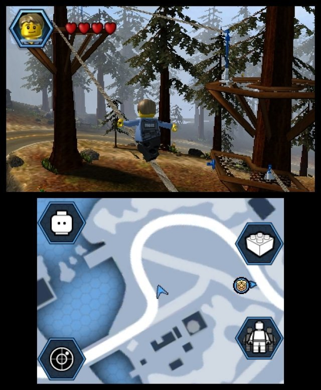 Screenshot - Lego City: Undercover (3DS) 92459484