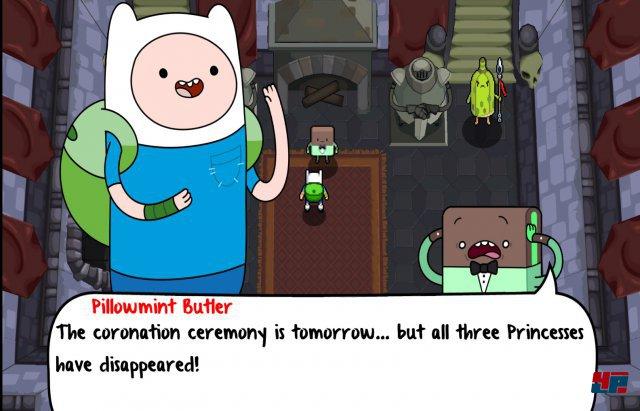 Screenshot - Adventure Time: Secret of the Nameless Kingdom (360) 92490363