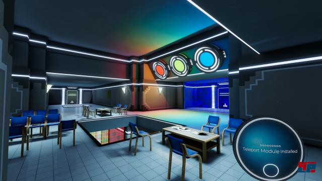 Screenshot - The Spectrum Retreat (PC)