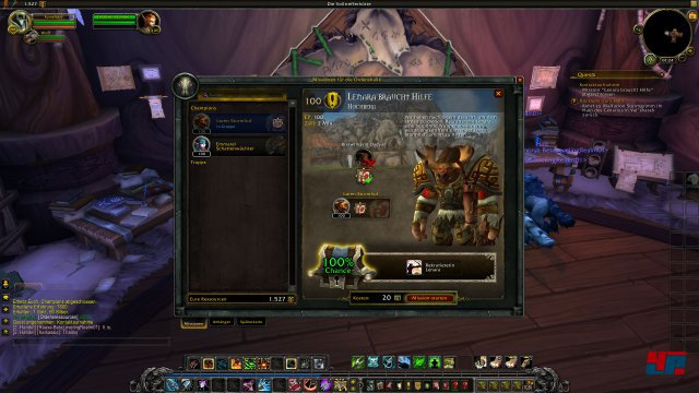 Screenshot - World of WarCraft: Legion (Mac) 92530793