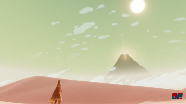 Screenshot - Journey (PlayStation4)