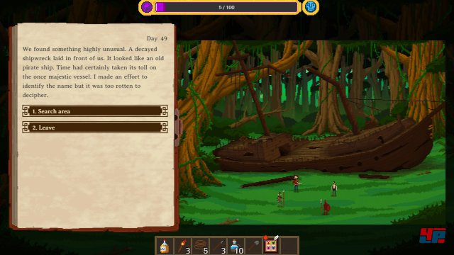 Screenshot - The Curious Expedition (PC) 92532824