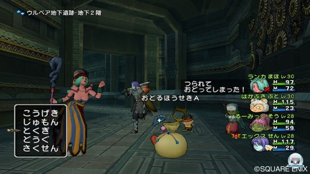 Screenshot - Dragon Quest X Online (Wii) 2287232