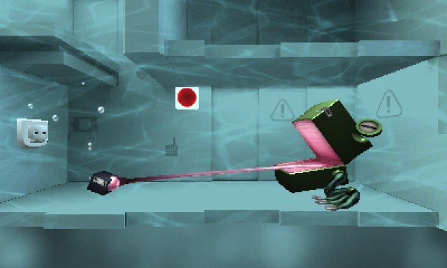 Screenshot - Cubic Ninja (3DS) 2235137