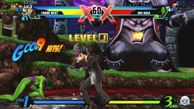 Screenshot - Ultimate Marvel vs. Capcom 3 (PS_Vita) 2316967