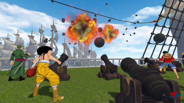Screenshot - One Piece: Grand Cuise (PS4) 92557394